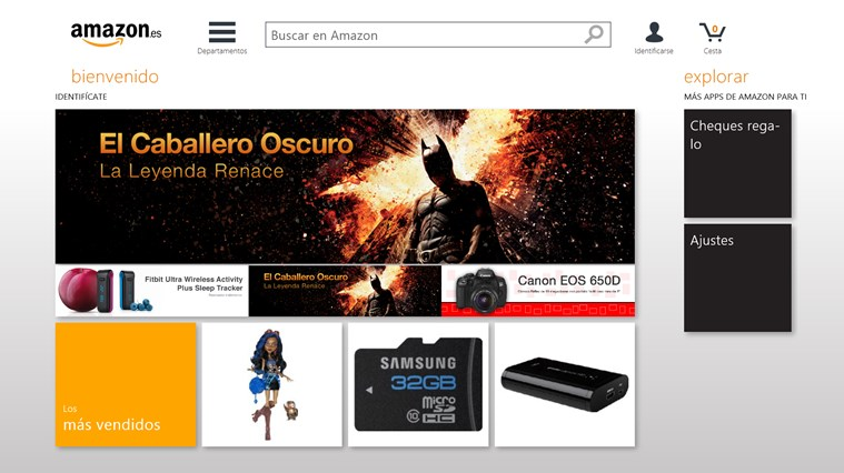 Amazon captura de pantalla 4