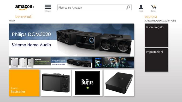 Amazon cattura di schermata 4