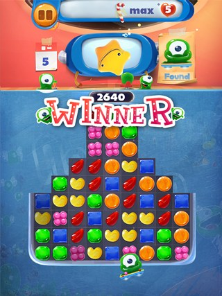 Sweets Mania Candy Match 3 Game screen shot 4