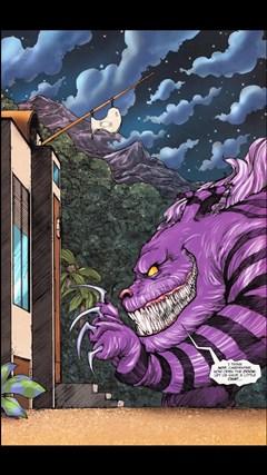 POW! Comic Book Reader screen shot 4