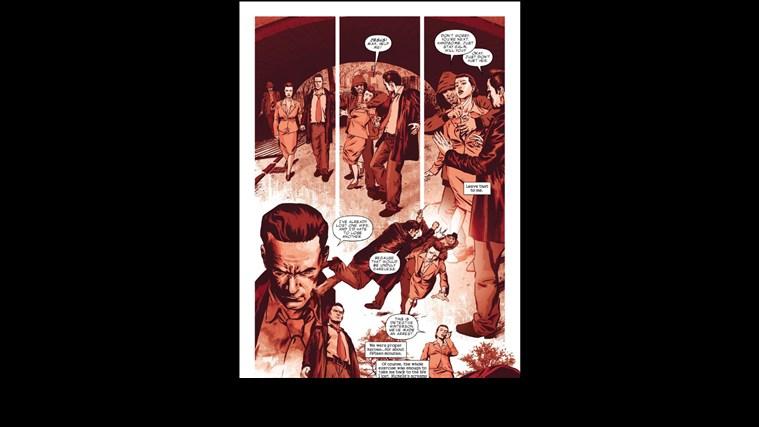 POW! Comic Book Reader screen shot 6