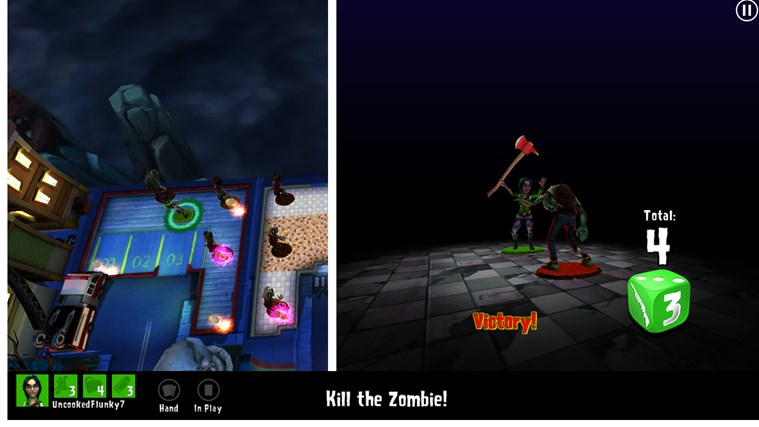 Zombies!!! ® Board Game screen shot 2