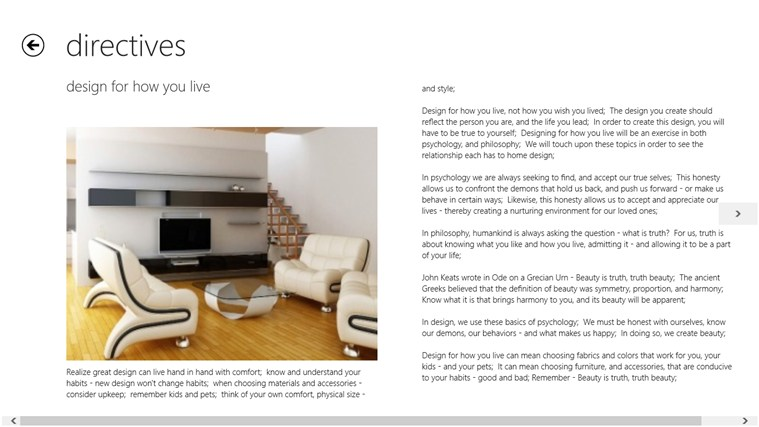Interior Design screen shot 4