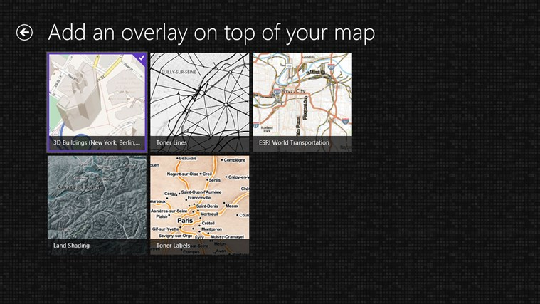 Maps Pro screen shot 8