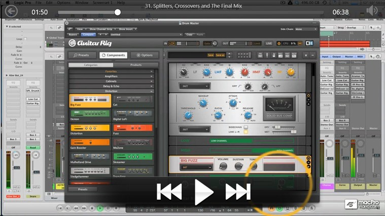NI - Guitar Rig & Studio Processors screenshot 4