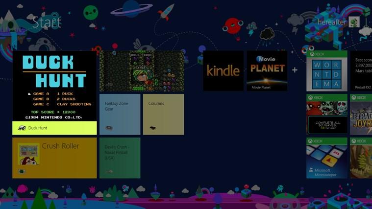 Nestalgia screen shot 0