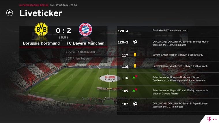 FC Bayern München screen shot 4