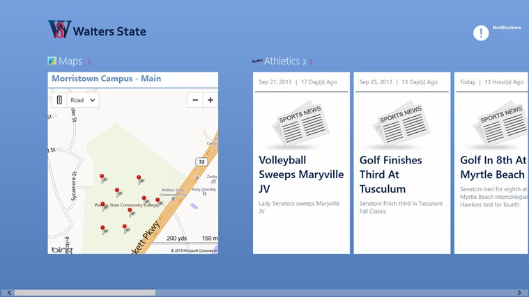 Walters State Community College screen shot 0