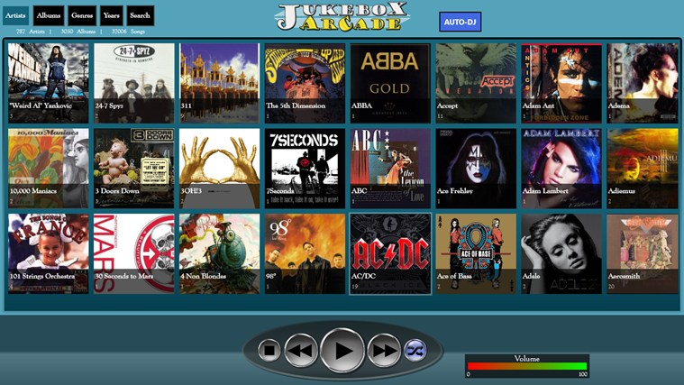 Jukebox Arcade screen shot 0