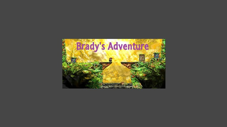 Brady's Adventure screen shot 0