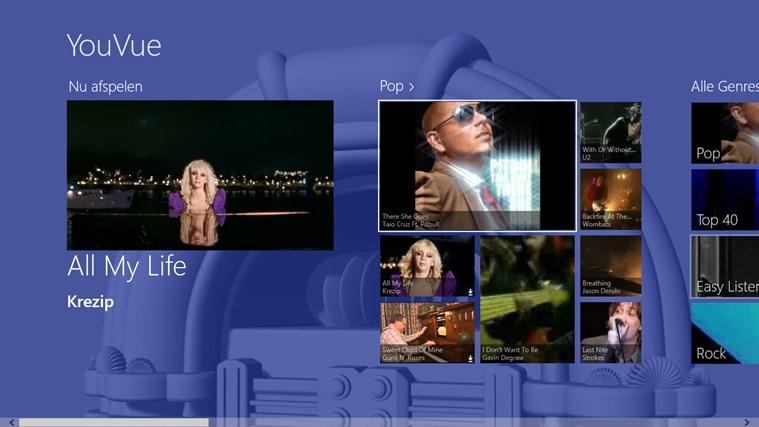 YouVue schermafbeelding 0
