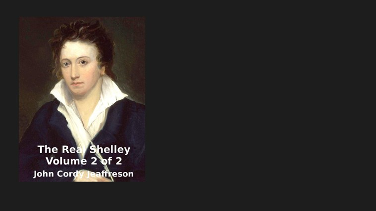 The Real Shelley Volume 2 of 2 captura de tela 0