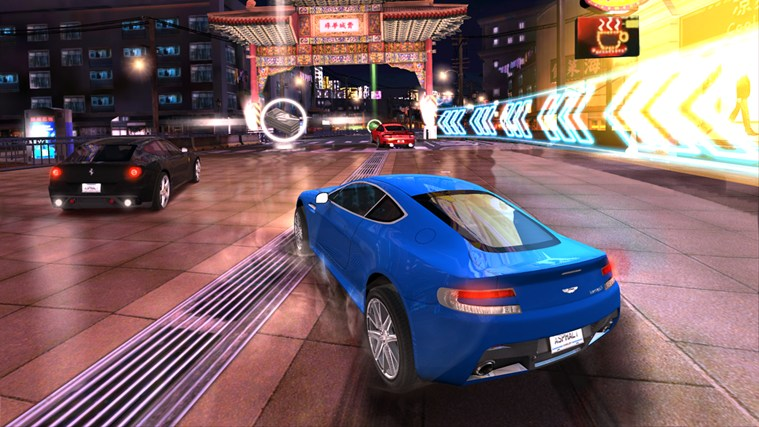 Asphalt 7: Heat screen shot 4