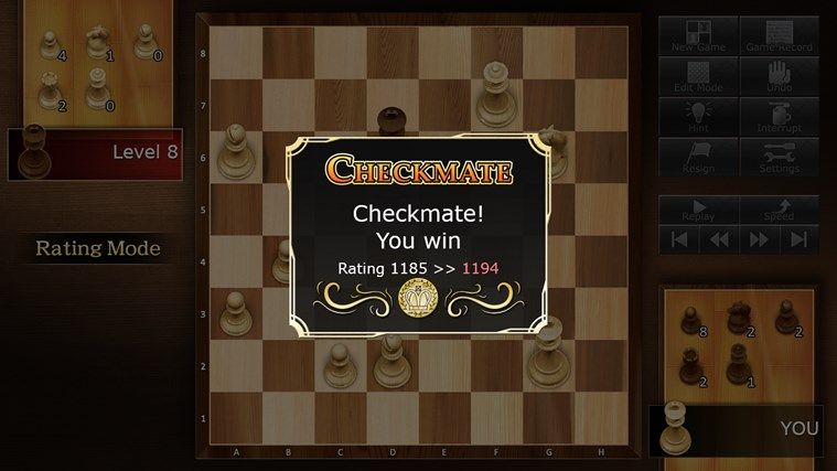 The Chess Lv.100 screen shot 2