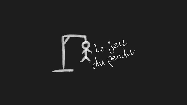 Application Le Jeu Du Pendu Pour Windows Dans Windows Store