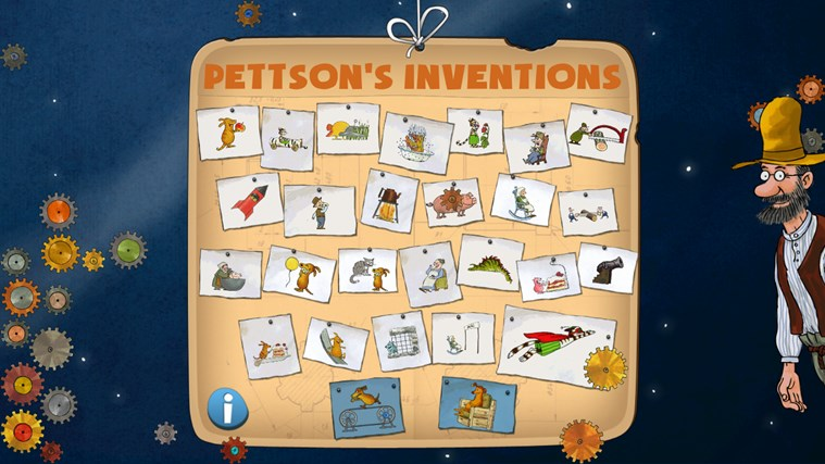 Pettson's Inventions screen shot 0