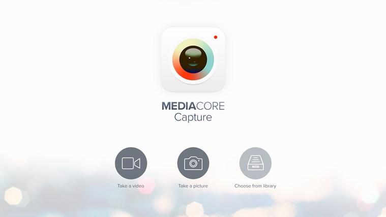 MediaCore Capture screen shot 0