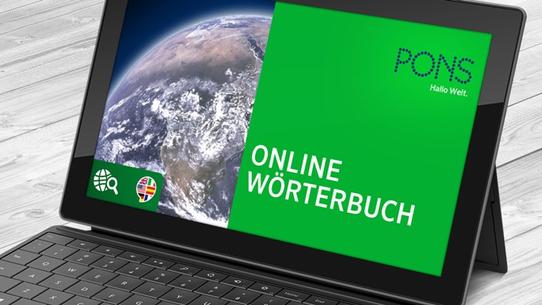 PONS Online-Wörterbuch Screenshot 0