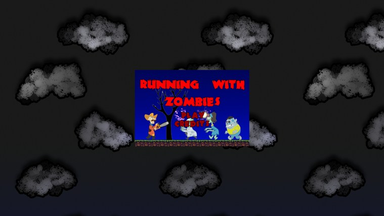 Running With Zombies screen shot 0