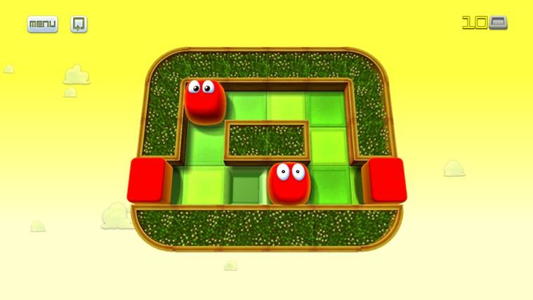 Skiddy the Slippery Puzzle cattura di schermata 4