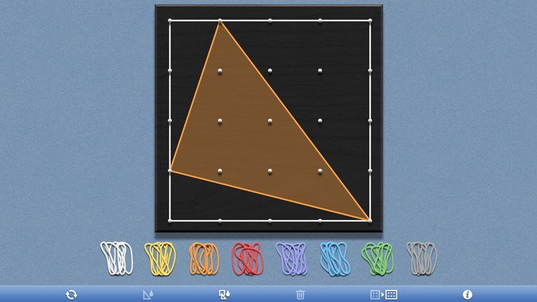 Geoboard, by the Math Learning Center screen shot 4