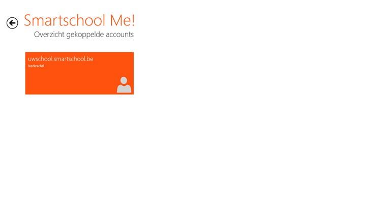 Smartschool Me! schermafbeelding 2