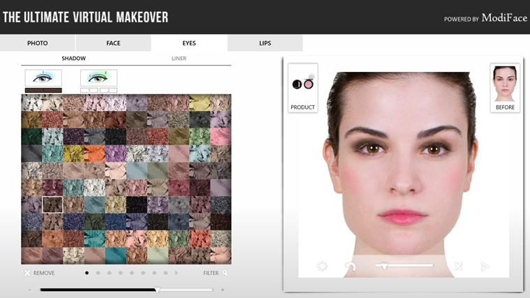 Makeover screen shot 0