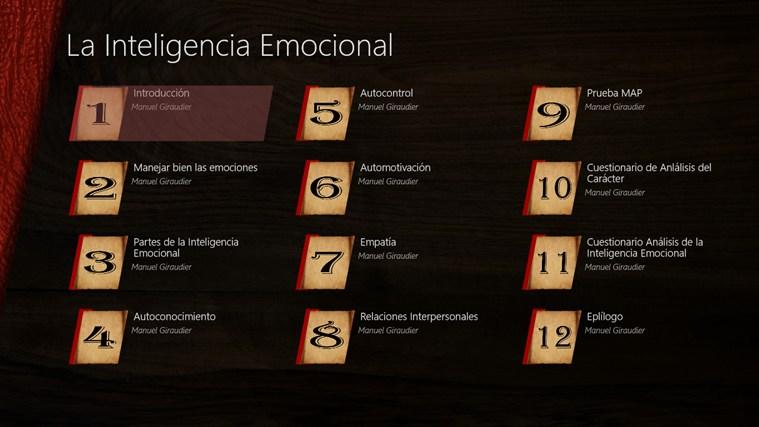 La Inteligencia Emocional captura de pantalla 0