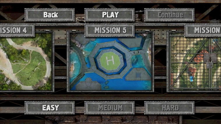 Defense zone 2 screen shot 8