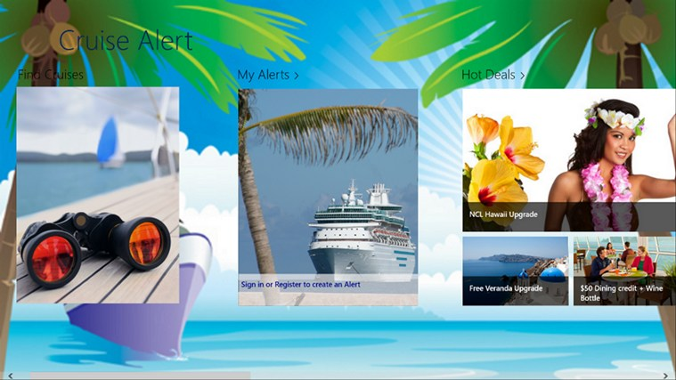 Cruise Alert screen shot 0