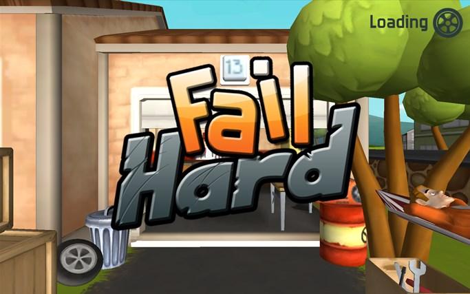 Fail Hard näyttökuva 0