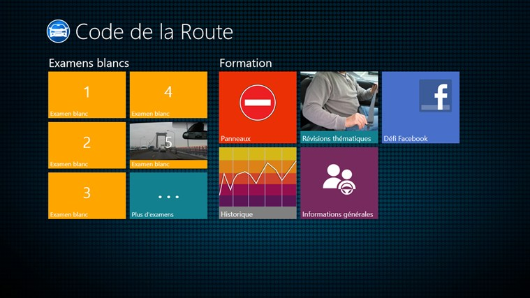 Code de la Route capture d'écran 0
