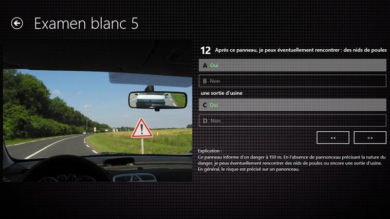 Code de la Route capture d'écran 2