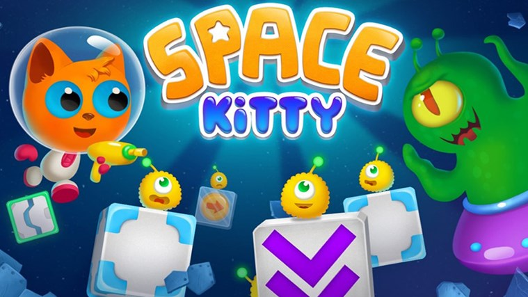 Space Kitty puzzle: снимок экрана 0