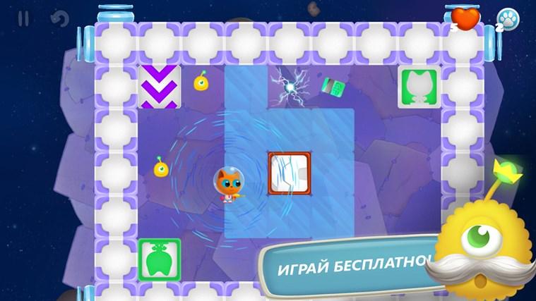 Space Kitty puzzle: снимок экрана 4