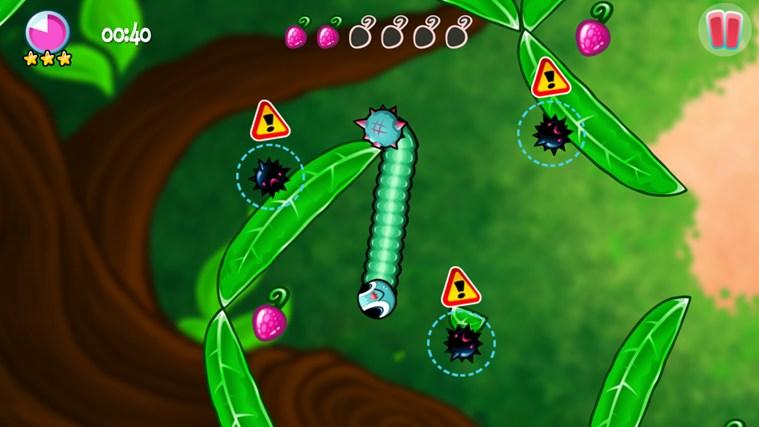 Swingworm screen shot 0