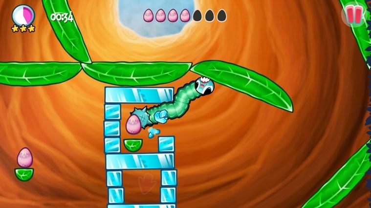 Swingworm screen shot 2