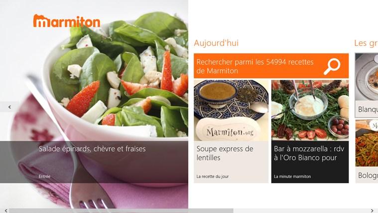 Recherche recettes de cuisine marmiton - Recette de cuisine marmiton ...