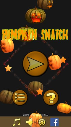 Pumpkin Snatch screen shot 0
