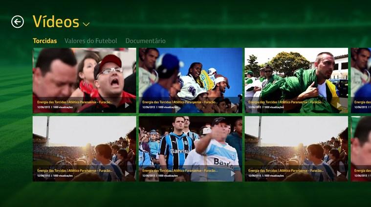 Campeonato Brasileiro 2013 captura de tela 4