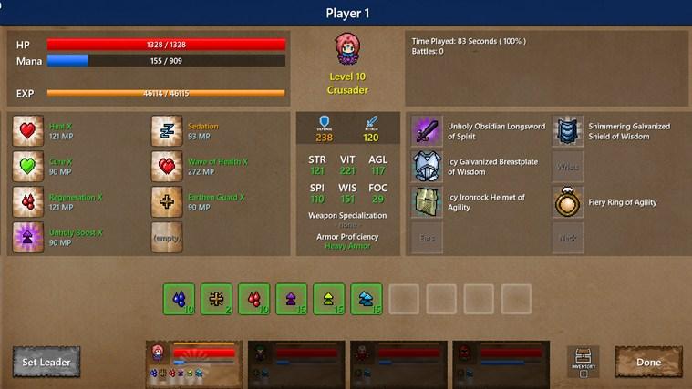 Dragon's Blade DX petikan skrin 2