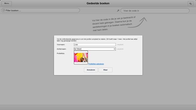 Edu'Bieb screen shot 2