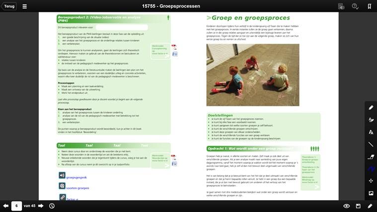 Edu'Bieb screen shot 4
