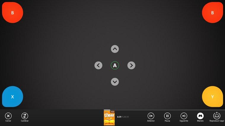 Xbox 360 SmartGlass captura de pantalla 2