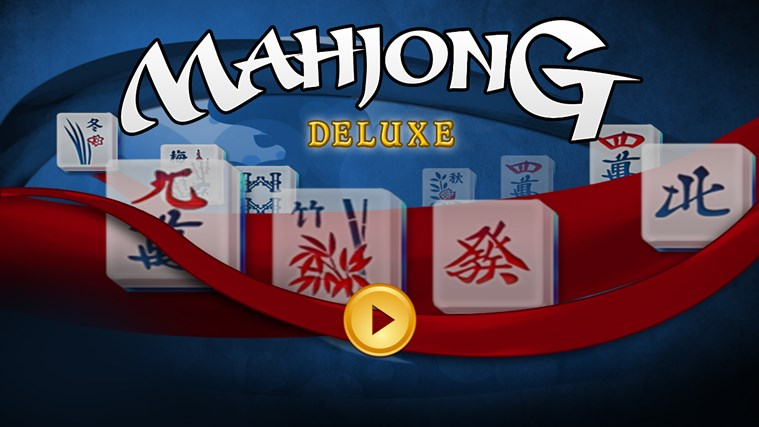 Mahjong Deluxe Free screen shot 0