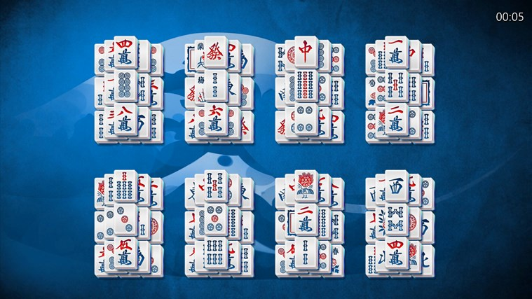 Mahjong Deluxe Free screen shot 2