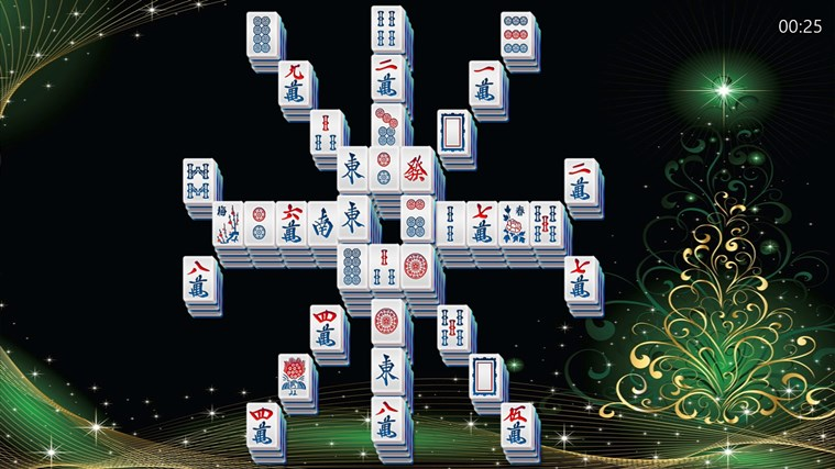 Mahjong Deluxe Free screen shot 4