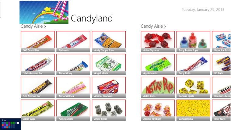 Candyland full screenshot