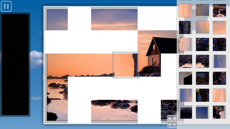 Animated Puzzles screen shot 2