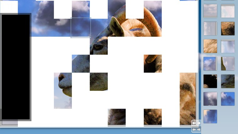 Animated Puzzles screen shot 4